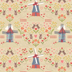 Windmills on lemon A458.1