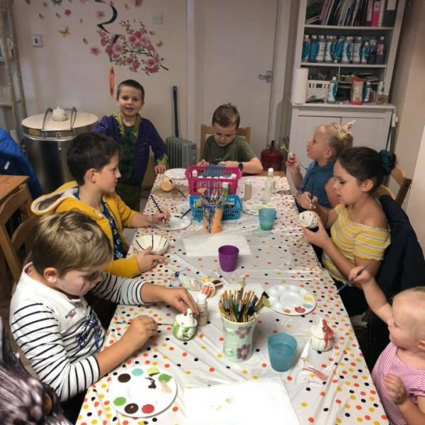 Pottery Parties at Created By You